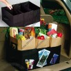 Expandable Cargo Organizer for Car