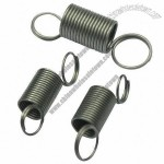 Extension Spring, Industrial Stainless Steel Extension Spring with Ring Hooks