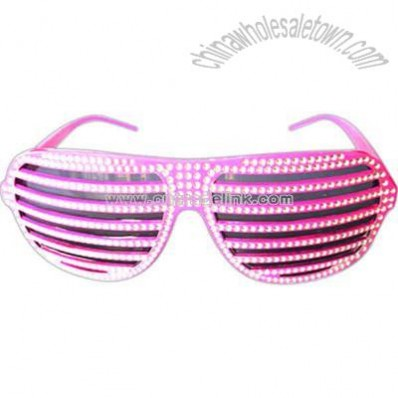 Extreme comfort fashionable shutter sun glasses