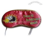 Eye Mask with Elastic Bands at Back and Carton Design