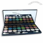 Eye Shadow with Natural Plant Essence, Contains 24 Colors, Soft and Nourishing