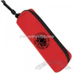 Eye glasses case with hook