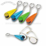 Eyeglasses Cleaner Keychain