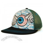 Eyez Flat Bill Trucker cap
