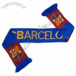 FC Barcelona Authentic LA LIGA Bar Scarf