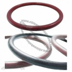 FEP/PFA Encapsulated O-ring, Hollow Silicone Core, Comply with Standard