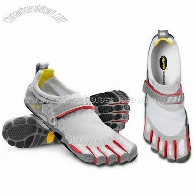 FIVEFINGER BIKILA VARIOUS RED/BLUE SHOE