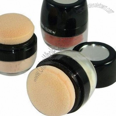 Face Powder Container With 10g Capacity