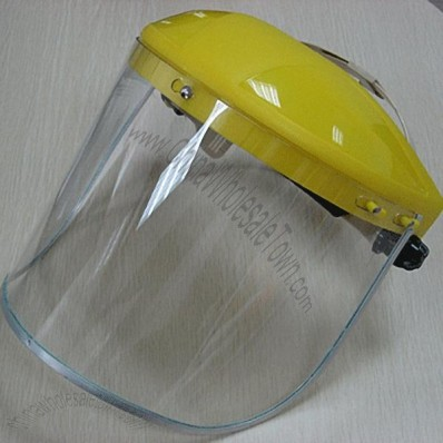 Face Shield With PVC Visor