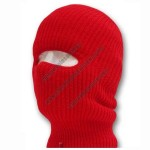 Face Ski Mask 1 Hole (7 Colors Available)