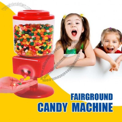 Fairground Candy Dispenser with Infrared Automatic Induction