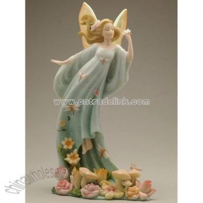 Fairy Dragonflies Figurine
