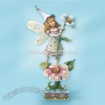 Fairy Figurine - Smell the Flowers