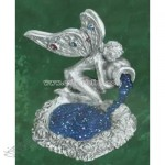 Fairy's Spring Pewter Figurine