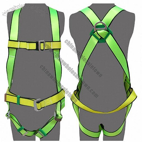 Safety Harness Buckle Full Body Safety Harness