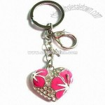 Fancy Lover Keyring