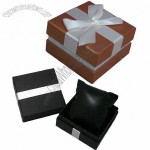 Fancy Paper Gift Box with Ribbon