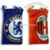 Fan's Mobile Phone Pouches with Printed or Embroidered Logo
