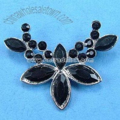Fashion Alloy Brooch