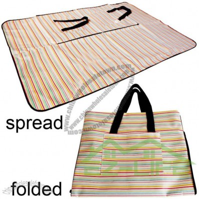 Fashion Bag Picnic Mat