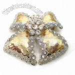 Fashion Bowknot Brooch