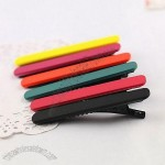 Fashion Candy Color Hair Clips