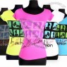 Fashion Collection Seamless Short Sleeve Top