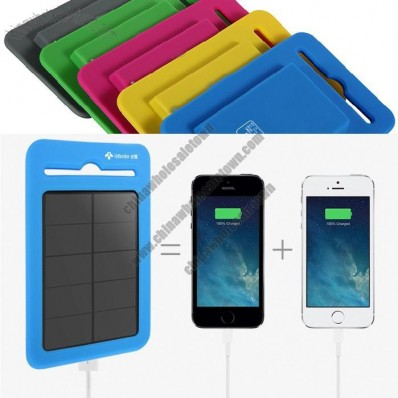 Fashion Color Solar Power Charger
