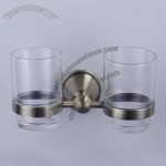 Fashion Copper Double Tumbler Holder