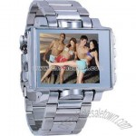 Fashion Design MP3/MP4 Watch