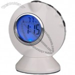 Fashion Digital Clock with Nature Sound