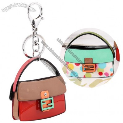 Fashion Handbag Shaped Keychain