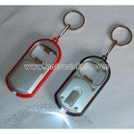 Fashion Led Key Chain Light With Bottle Opener