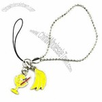 Fashion Lovely Banana Mobile Phone Pendant Strap Chain