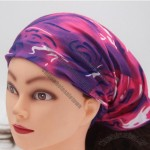 Fashion Polyester Headbands Multifunctional Seamless Tube Bandana
