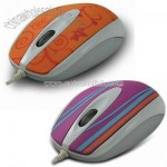 Fashion Printing Gift Mouse