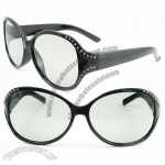 Fashion Style Real D Circular Polarized 3D Glasses