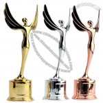 Fashionable Cheap Metal Custom Logo Trophy