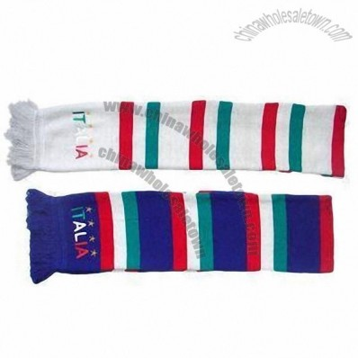 Fashionable Design Italia Football Scarf