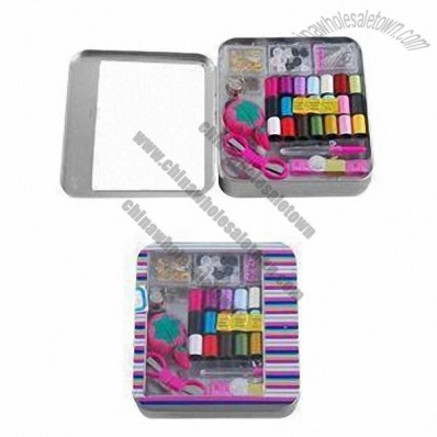 Fashionable Design Simple and Practical Travel Sew Boxes