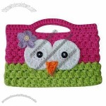 Fashionable Hand Crochet Bag/Knitting bag