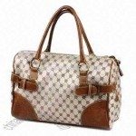 Fashionable PU/PVC/Synthetic Leather Handbag