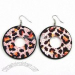 Fashionable Resin Earrings