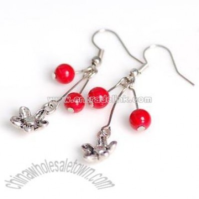 Fashionable Tibet Earring with Special Flavour