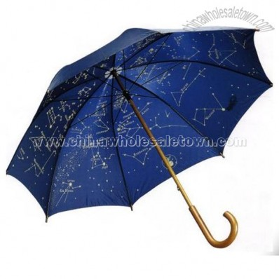 Fashional Straight Umbrella