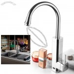Fast Heating Electric Faucet & Water Tap