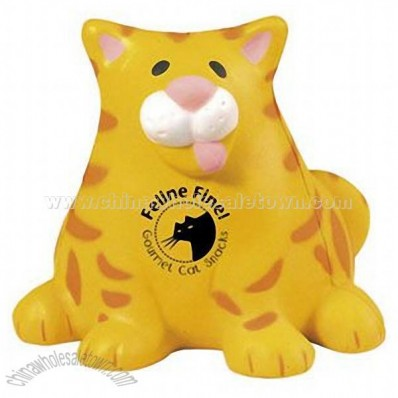 Fat Cat Squeezie Stress Reliever
