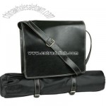 Faux Leather Dispatch Yoga Bag