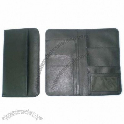 Faux leather Travel Wallet