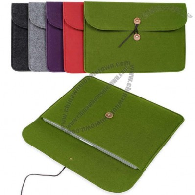 Felt A4 Envelope File Storage Bag Case